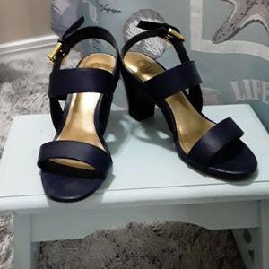 CHAPS block heels